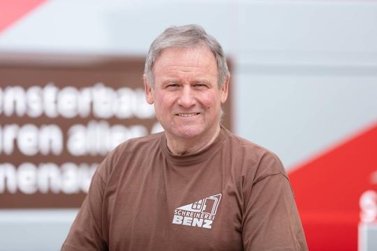 Schreinermeister Martin Benz